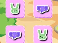 Флеш игра Милые пары животных