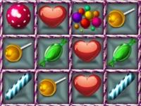 Флеш игра Мина лопает конфеты