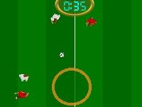 Флеш игра Мини футбол