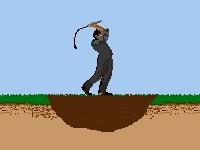 Флеш игра Мини гольф 2