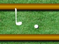 Флеш игра Мини гольф про