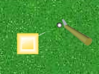 Флеш игра Мини гольф с бонусами