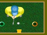 Флеш игра Мини гольф