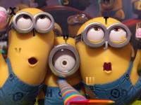 Флеш игра Миньоны: Поиск букв