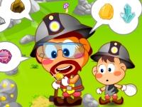 Флеш игра Мир гномов 2: Гном-шахтер