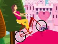 Флеш игра Мисс велосипедистка 2