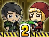 Флеш игра Миссии с зомби 2
