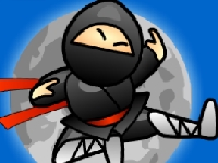 Флеш игра Миссия липкого ниндзя