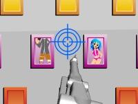 Флеш игра Миссия снайпера: Спасение красоток