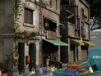Флеш игра Мистический город