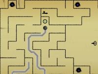 Флеш игра Многоуровневый лабиринт 2