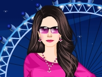 Флеш игра Мода в Лондоне