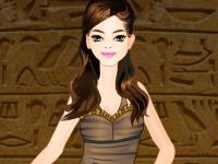Флеш игра Модель из Египта