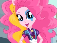 Флеш игра Модница Пинки Пай