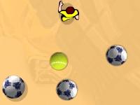 Флеш игра Мои мячи