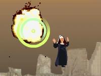 Флеш игра Монахини атакуют