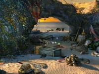 Флеш игра Морская прогулка: Поиск предметов