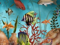 Флеш игра Морская жизнь