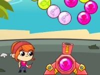 Флеш игра Морские пузыри