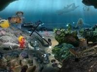 Флеш игра Морское дно: Поиск предметов
