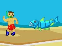 Флеш игра Морское приключение