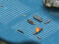 Флеш игра Морской бой по сети