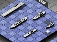 Флеш игра Морской бой