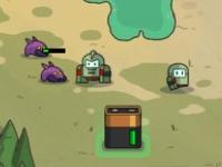 Флеш игра Мощные роботы