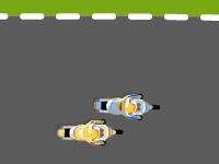 Флеш игра Мото гонка