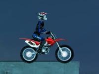 Флеш игра Мотоцикл-внедорожник 4
