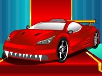 Флеш игра Мой автомобильный салон