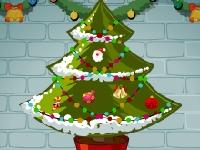 Флеш игра Моя новогодняя елка