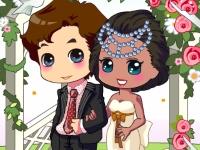 Флеш игра Моя свадьба