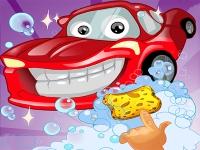 Флеш игра Мойка автомобилей