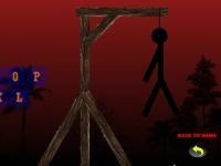 Флеш игра Мрачная виселица