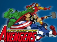 Флеш игра Мстители: Капитан Америка