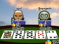 Флеш игра Мугалон покер