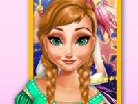 Флеш игра Мультяшный и аниме стили для принцесс
