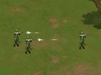 Флеш игра Мятежная крепость