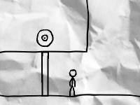 Флеш игра Мятый паркур
