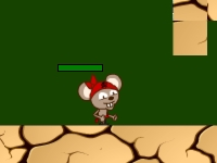 Флеш игра Мышка и монстры