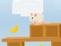 Флеш игра Мышка и сыр