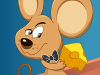 Флеш игра Мышка идет домой