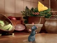 Флеш игра Мышонок Реми на кухне