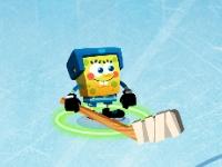 Флеш игра NICKELODEON: Звезды хоккея