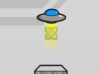 Флеш игра НЛО и ящик