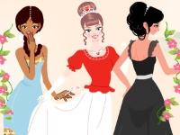 Флеш игра На какую принцессу ты похожа?