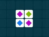 Флеш игра На память: запомни кубики