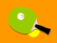 Флеш игра Набивание теннисной ракеткой