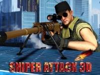 Флеш игра Наемный снайпер
